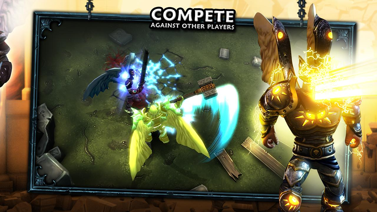 Blade warrior: 3d action rpg: vip мод: скачать apk apk game.