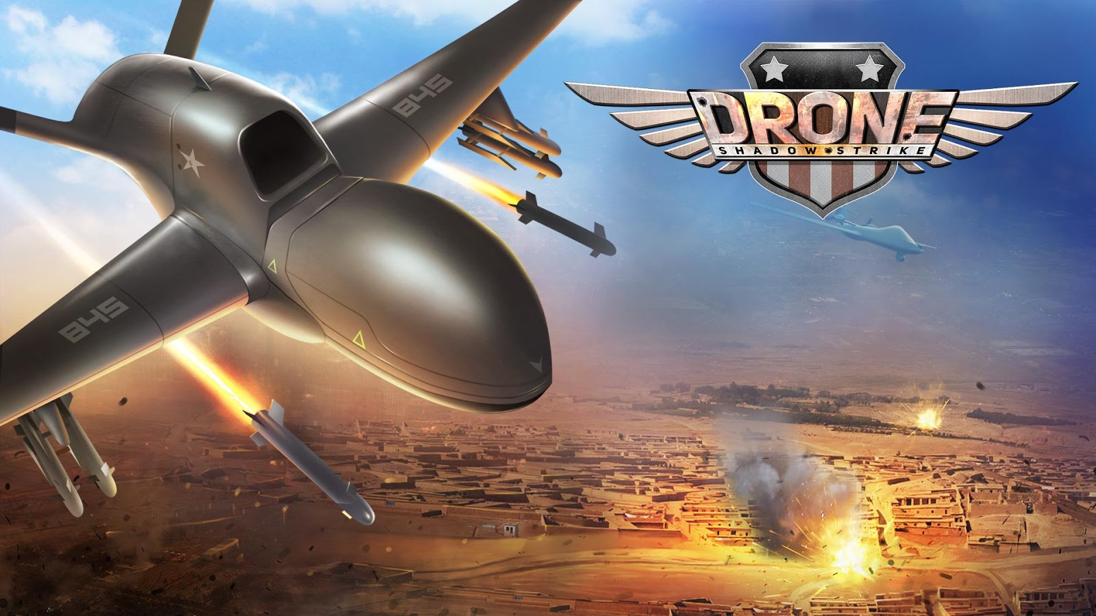 Drone: Shadow Strike