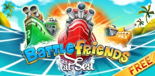 BattleFriends at Sea
