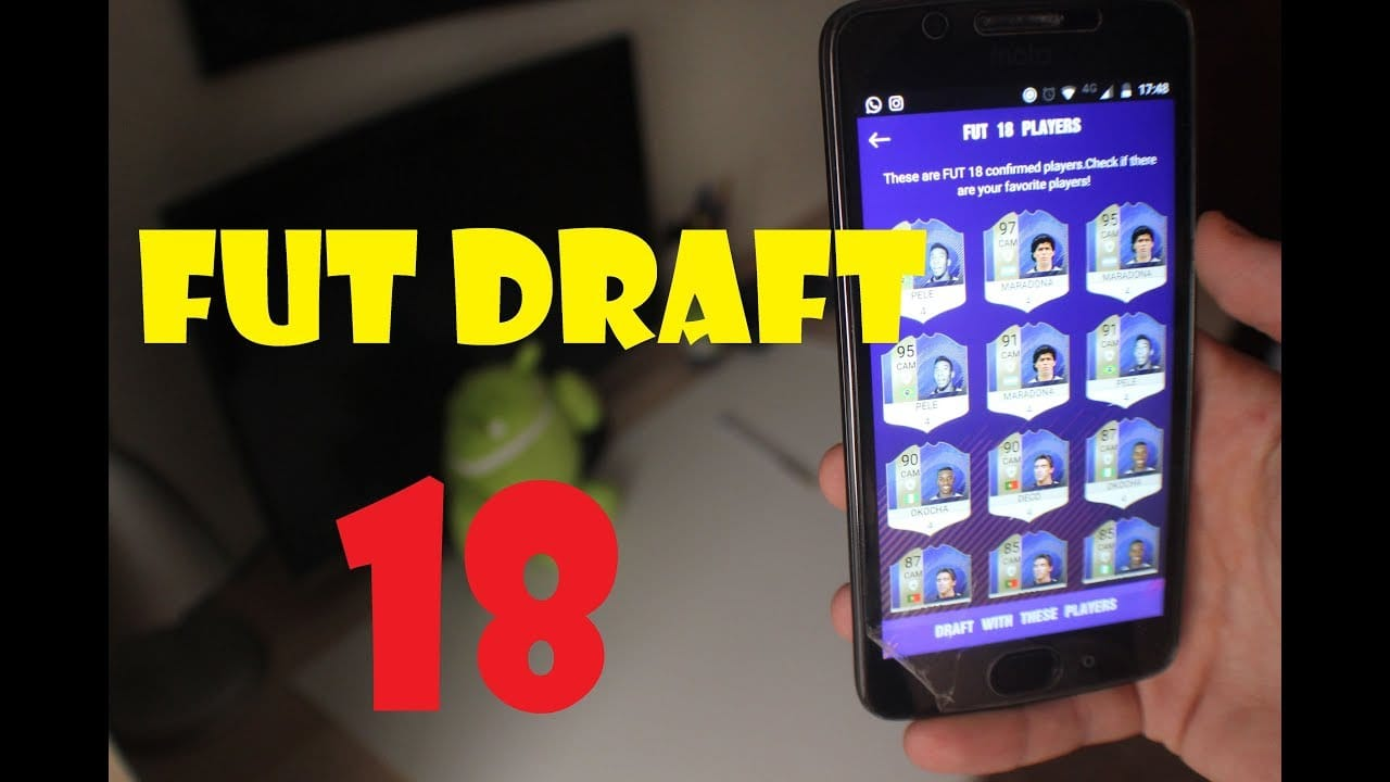 FUT 18 DRAFT by PacyBits