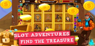 Casino Games: Slots Adventure