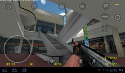 скачать игру контр страйк на андроид с ботами - фото 9