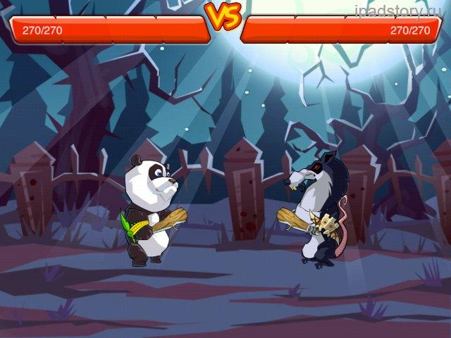 игра панда 32