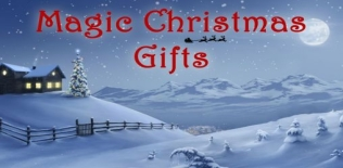 Magic Christmas gifts