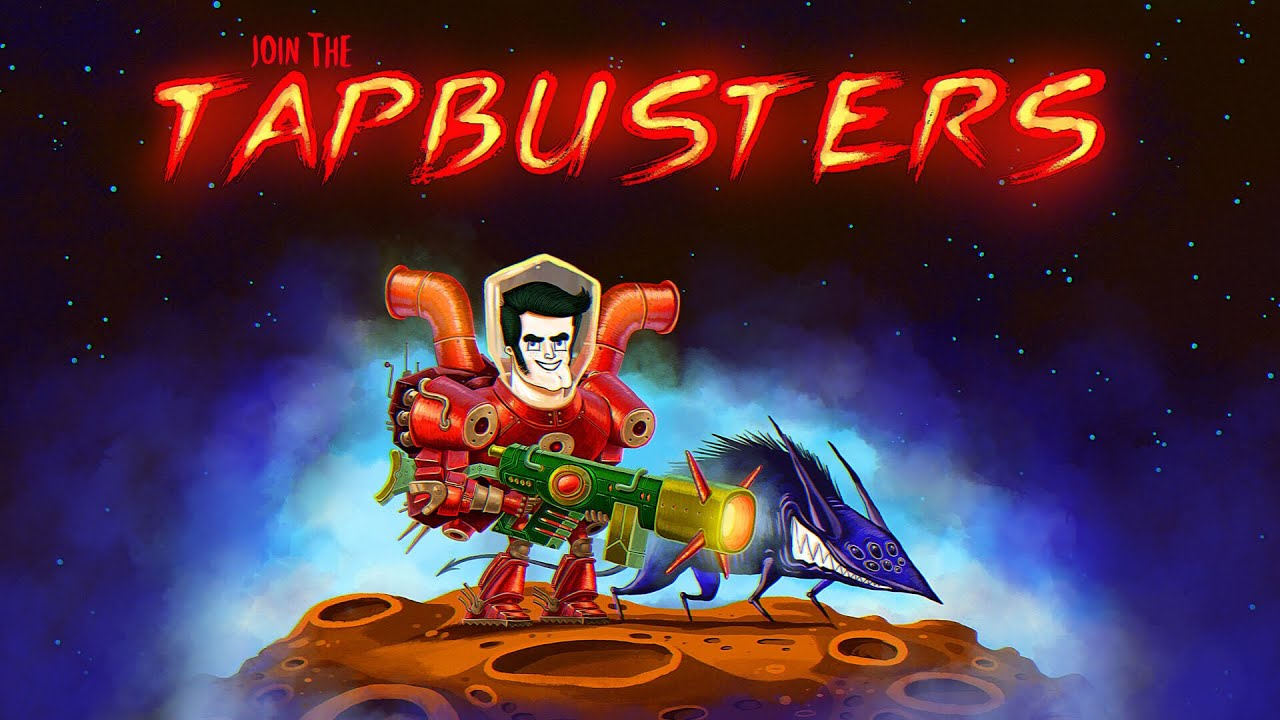 Tap Busters: Galaxy Heroes
