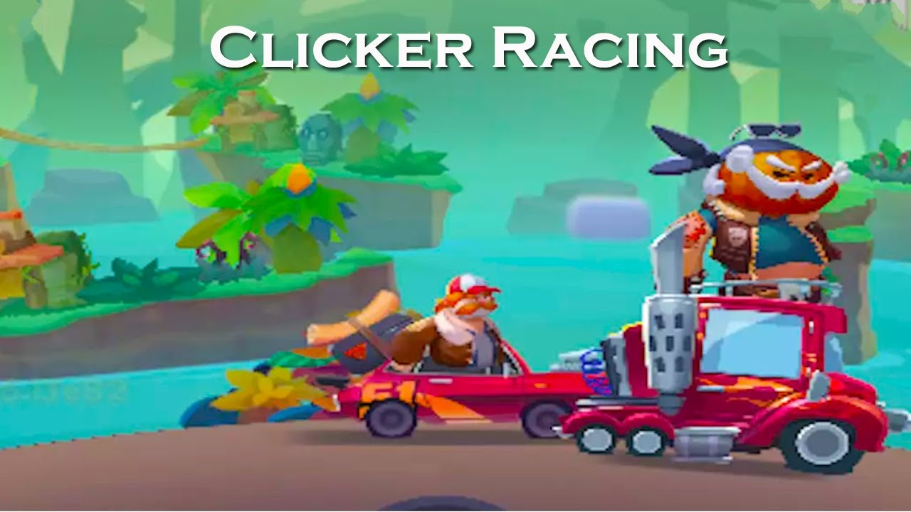 Clicker Racing