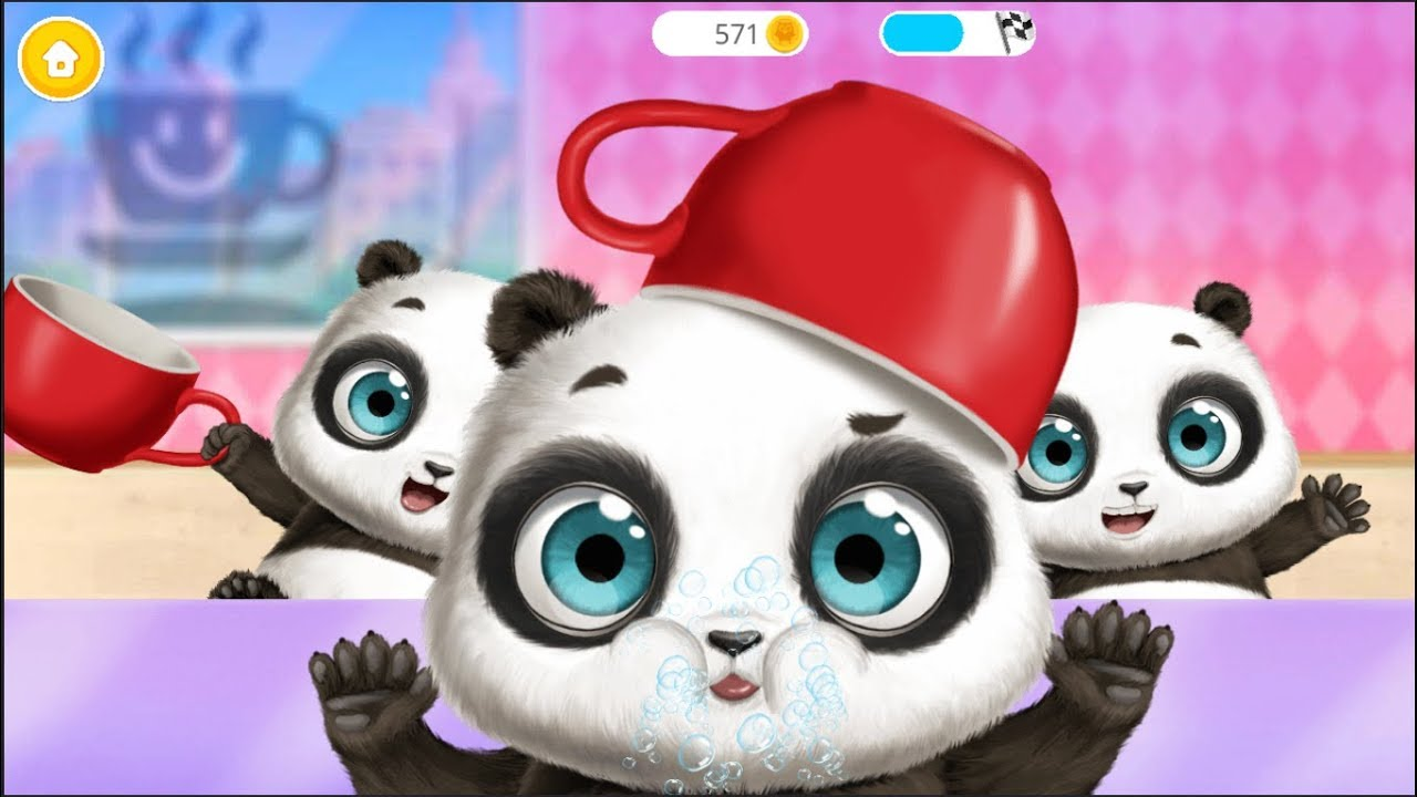 Panda Lu Baby Bear City - Pet Babysitting Care