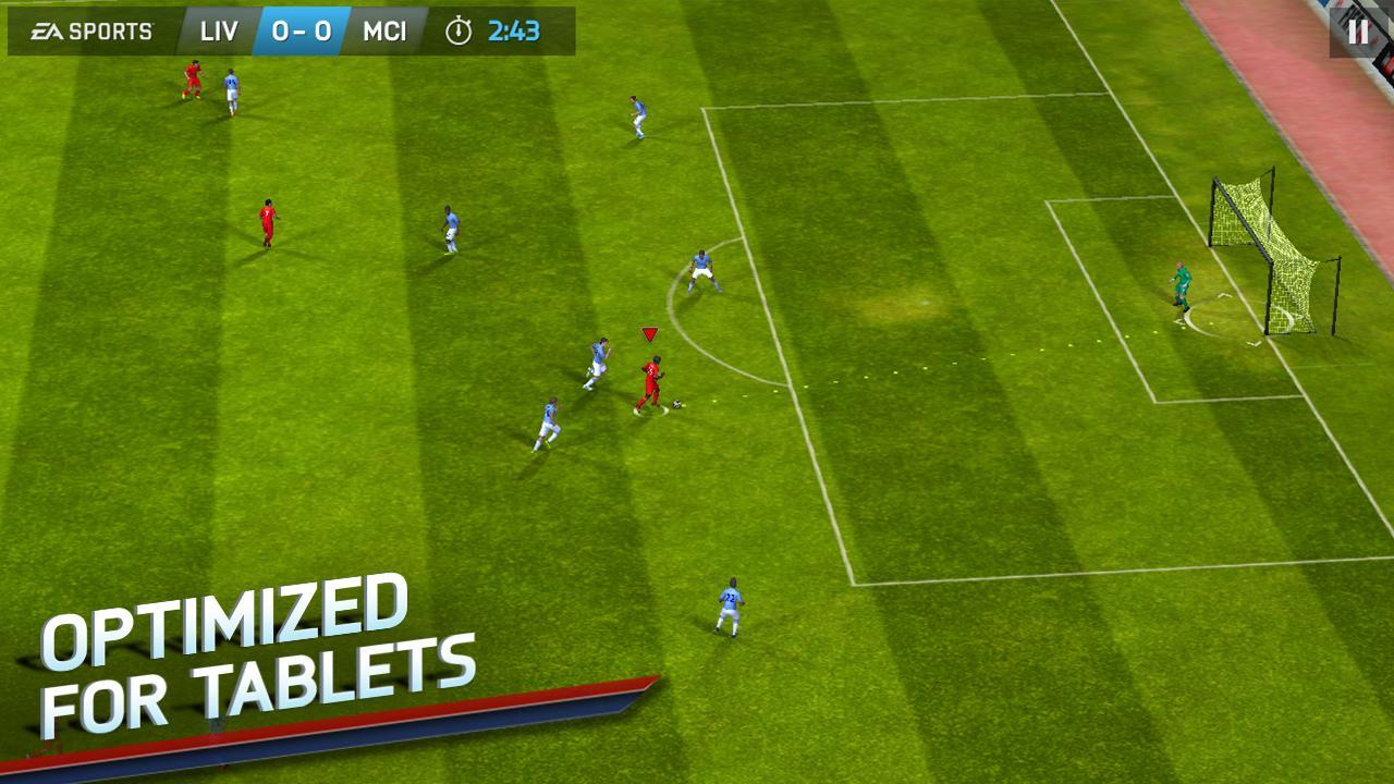 Скачать игру fifa 14 футбол для устройств на андроид (бесплатно).