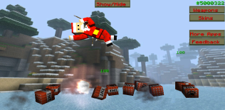 Kick The Santa Steve Buddy 3D