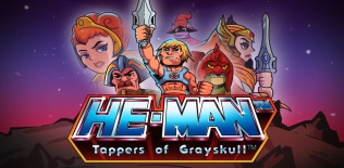 He-Man™ Tappers of Grayskull™