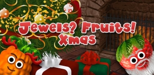 Jewels? Fruits! Christmas