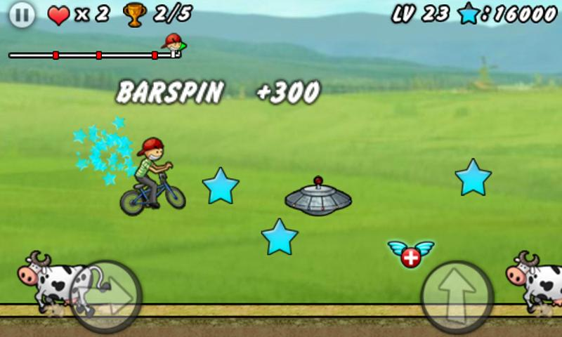 Bikepark: the bmx riders game pc alpha gameplay on custom map.