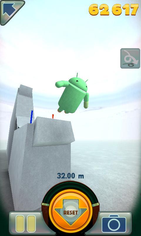 Скачать Backflip Madness на Андроид через торрент