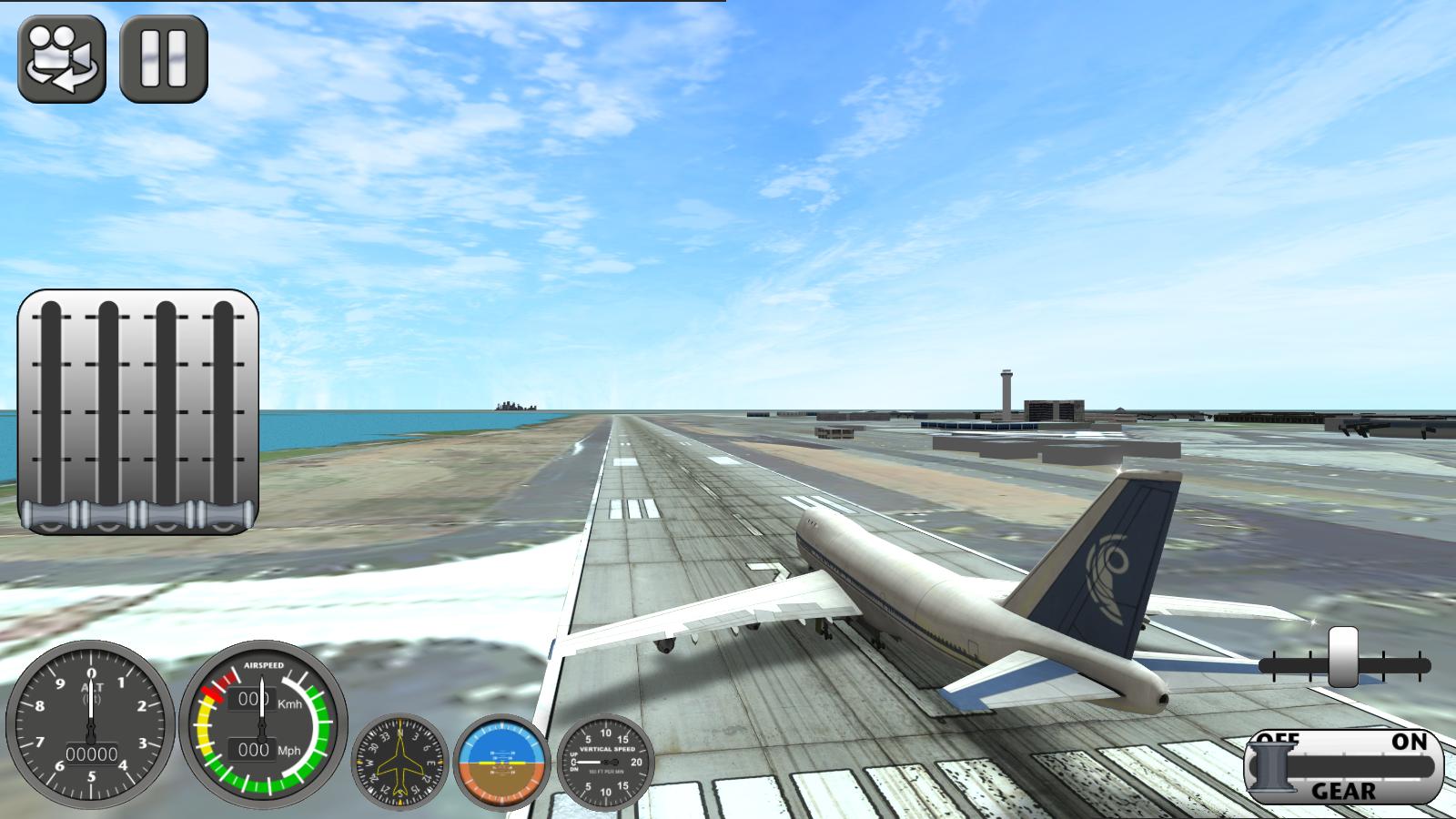 Симулятор на самолетах скачать