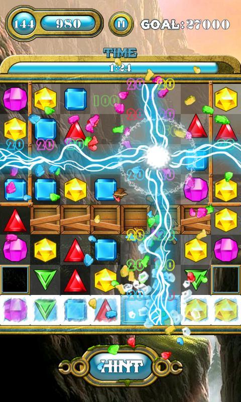 игру кристаллы на андроид