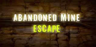 Abandoned Mine - Escape Room