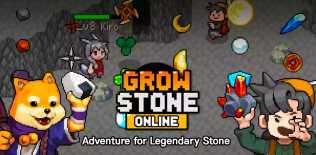 Grow Stone Online:Legend Stone
