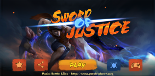 Sword of Justice hack & slash