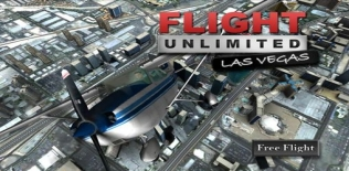 Flight unlimited: Las Vegas