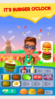 My Burger World