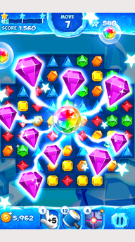 Jewel Pop Mania: Match 3 Puzzle