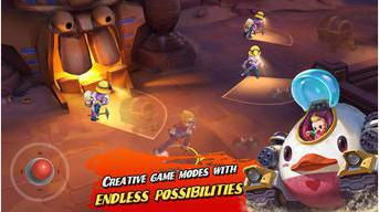 Treasure Raiders: Zombie Crisis