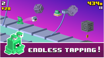 Monkey Rope — Endless Jumper