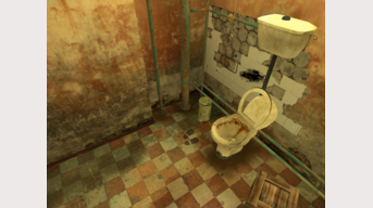 Toilet Escape VR & Normal Mode