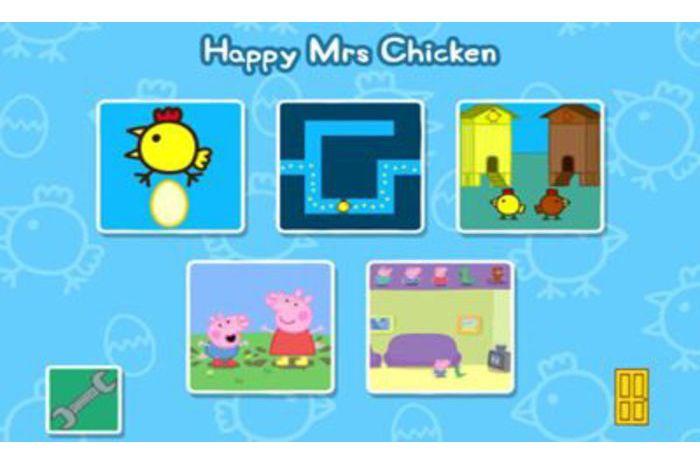игра Peppa головоломка свиньи - apkgk.com