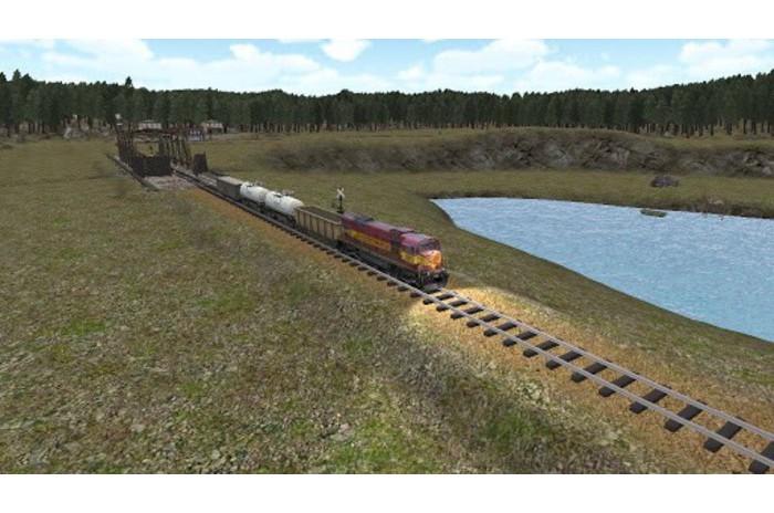 Train Simulator 2016 (2015), скачать через торрент игру